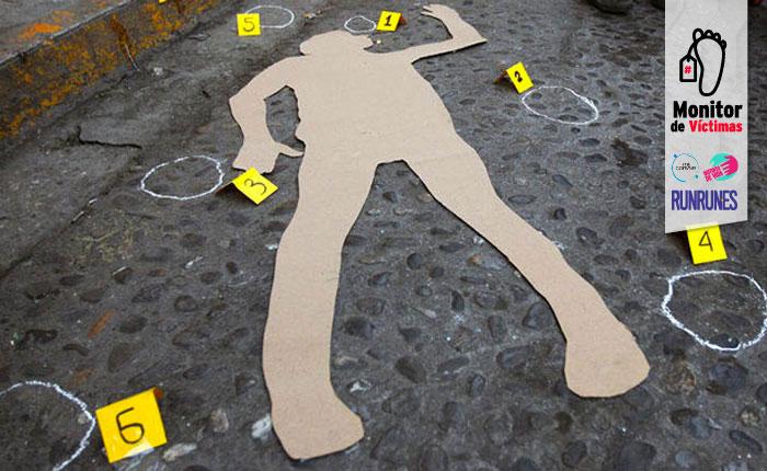 #MonitordeVíctimas   571 caraqueños fueron asesinados por organismos policiales en nueve meses