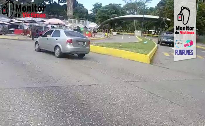 #MonitordeVíctimas | Asesinaron a taxista en el Paseo Los Próceres
