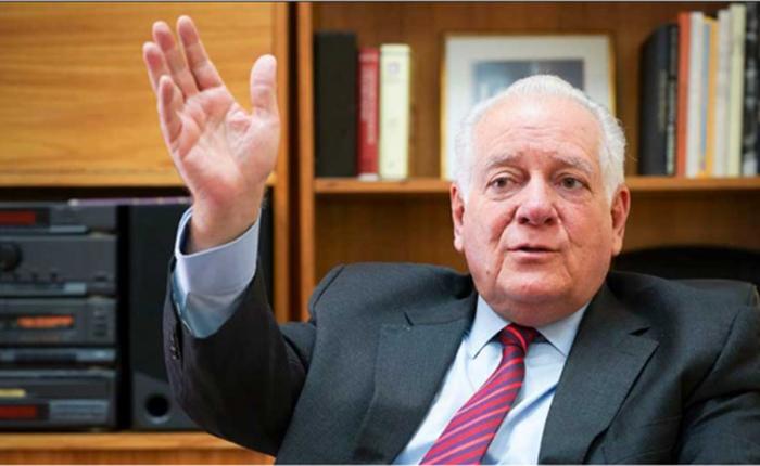 Eduardo Fernández: No he aceptado ninguna candidatura presidencial