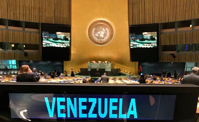 ONU: Presión a Venezuela debió ser más temprana para evitar crisis actual