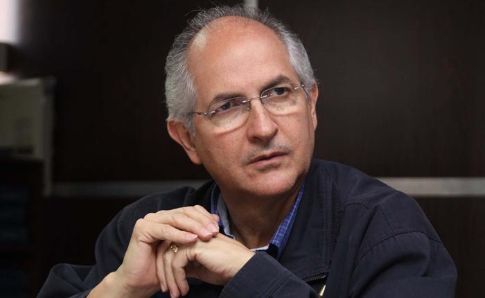 """Antonio Ledezma: """"Nunca contraté los servicios de Odebrecht durante mi gestión"""""""