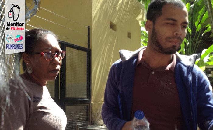 #MonitordeVíctimas | Familiares denuncian asesinato de joven detenido por el Cicpc
