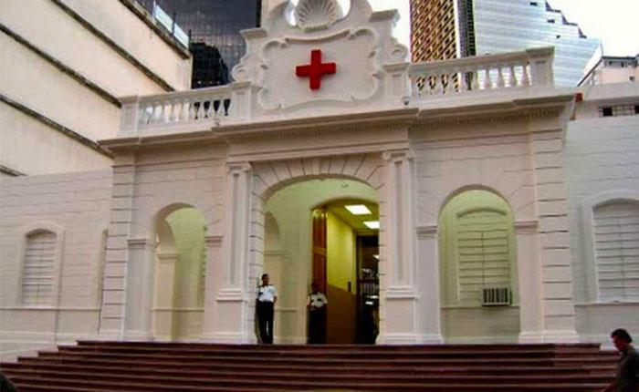 Cruz Roja pidió al gobierno que autorice el ingreso de medicamentos