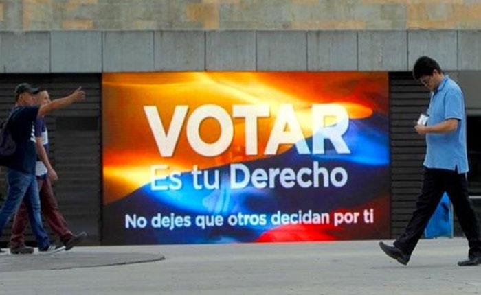 Colombia se prepara para las primeras elecciones con la FARC como partido