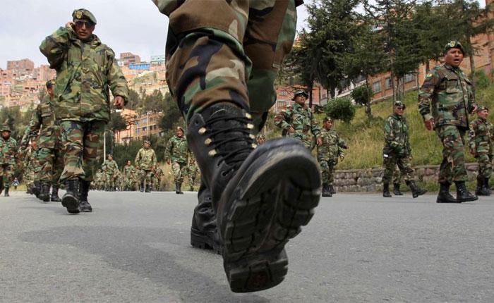 La tragedia militar venezolana, por Asdrúbal Aguiar
