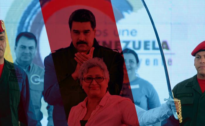 Detrás de las sanciones | El ojo de la comunidad internacional está en 92 funcionarios venezolanos