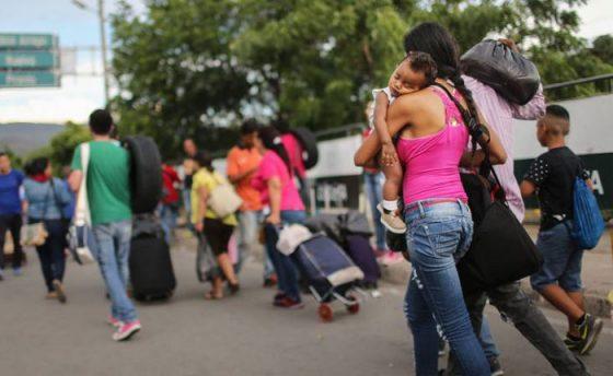 1 de cada 5 venezolanos que llegaron a Colombia en último año está desempleado