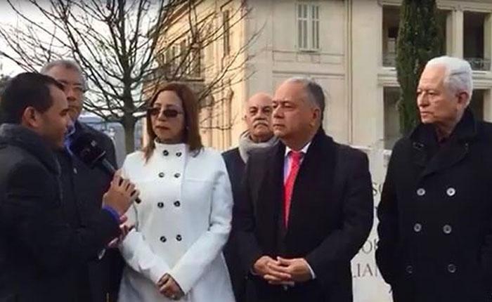 Le negaron el acceso a delegación de la anc en la Unión Interparlamentaria