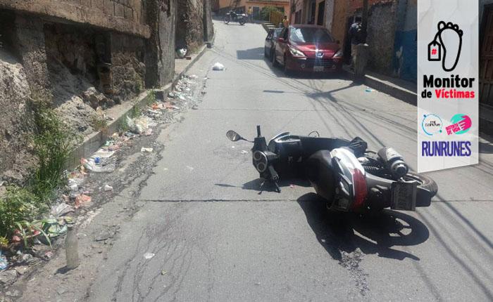 #Monitor de Víctimas   Mueren dos inocentes en tiroteo entre PNB y presuntos asaltantes en Santa Rosalía