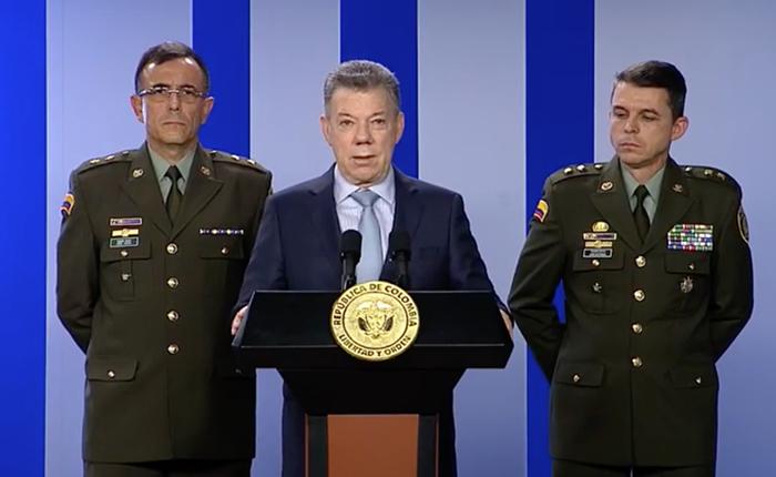 Gobierno colombiano alega que acusación de Maduro carece de base