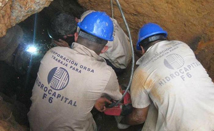 Hidrocapital anuncia nueva suspensión del servicio de agua potable en Baruta,Chacao,Libertador ySucre