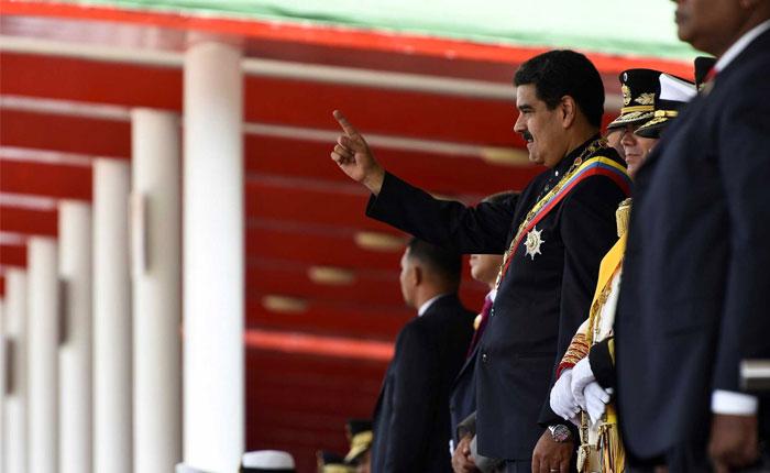 Bloomberg Businessweek: Dentro del complot fallido para derrocar a Nicolás Maduro