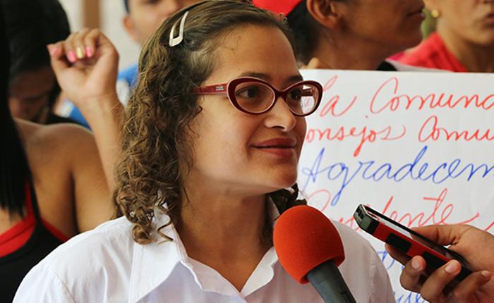 Nuera de Cilia Flores asume la presidencia del IVSS