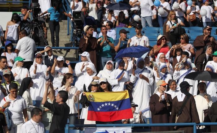 Celebran en Caracas a la nueva beata venezolana: Madre Carmen Rendiles