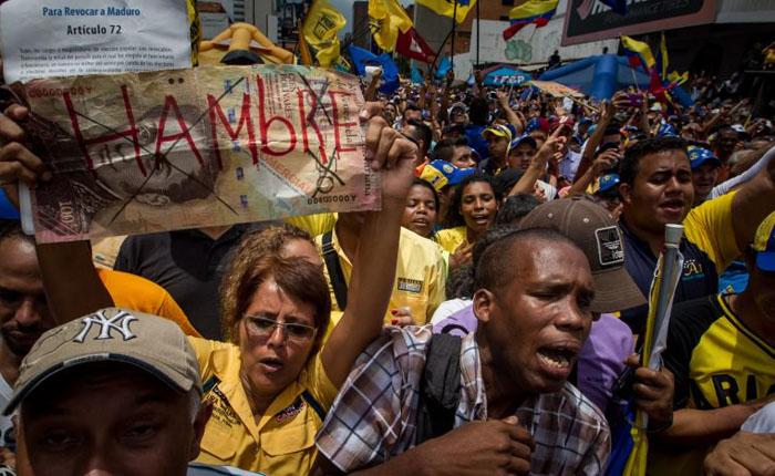Frente Amplio Venezuela Libre advierte que aumento salarial traerá más pobreza y desempleo
