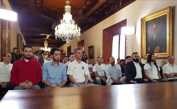 ¿Quiénes son los 55 presos políticos que han sido excarcelados desde el 1 de junio?