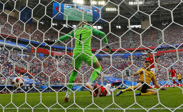 Bélgica consigue el tercer lugar tras vencer 2-0 a Inglaterra