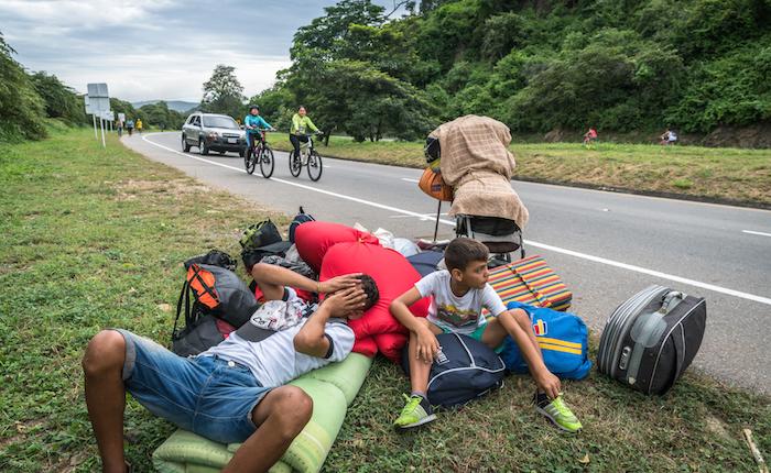 Cúcuta: Salida de Emergencia | Viaje a la incertidumbre