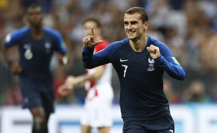 Francia: campeona del mundo por segunda vez al vencer a Croacia