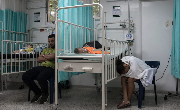 Migrar para salvarle la vida a un hijo