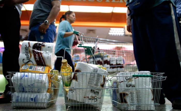 En Gaceta nuevos precios de los alimentos fijados por el Gobierno