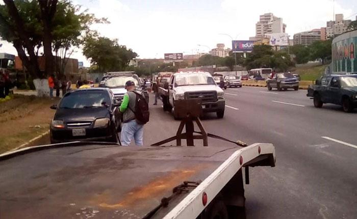 Grueros también protestaron en rechazo al nuevo censo del gobierno
