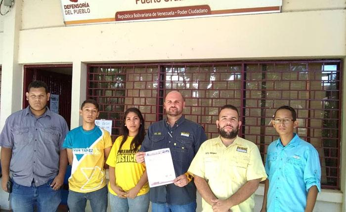 Concejal Iván Yáñez pidió a la Defensoría del Pueblo velar por afectados de Bolívar