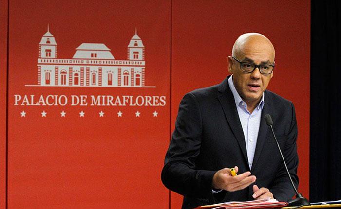 Jorge Rodríguez: Pensionados cobrarán en la cuenta donde habitualmente lo hacen