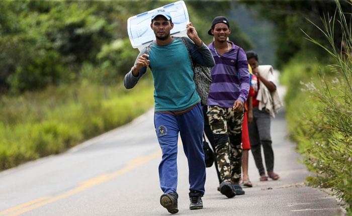 Doce países asistirán a encuentro en Quito sobre migración venezolana