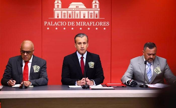 José David Cabello: Arroz, huevo, pasta y queso estarán exonerados del IVA