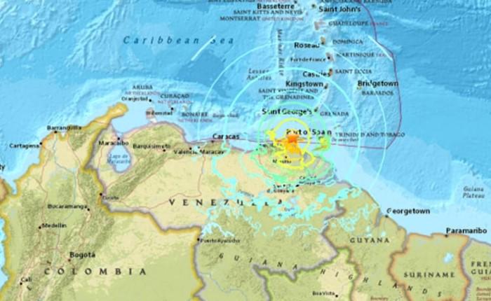 Venezuela, y el terremoto más grande de los últimos 100 años en el país