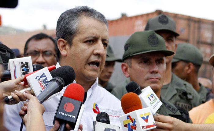 Willian Contreras designado como ministro de Comercio Interior