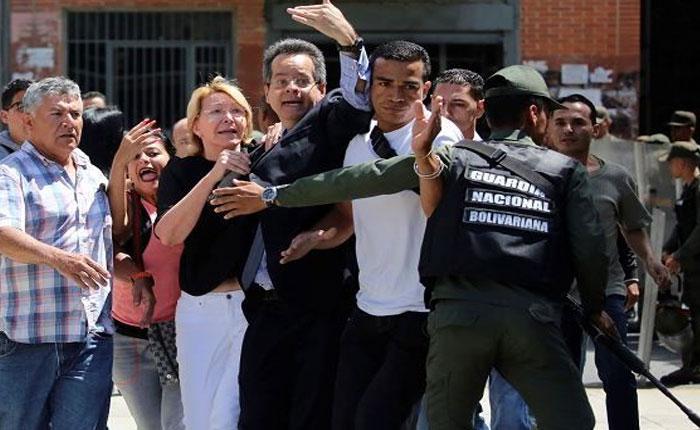 Los fiscales que siguieron el ejemplo que Luisa Ortega dio