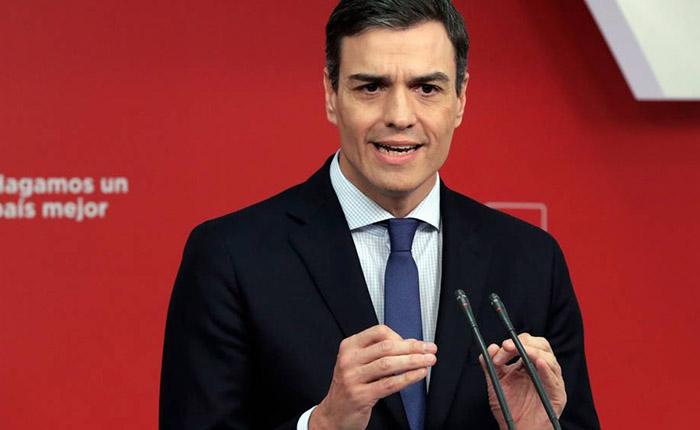 Presidente de España inicia gira por Latinoamérica con crisis venezolana en agenda