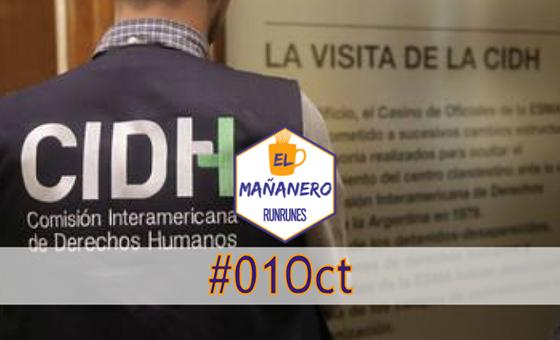 El Mañanero #01Oct: las 8 noticias que debes saber