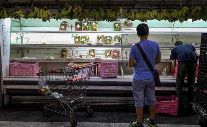 Cendas: Se requieren 300 dólares mensuales para comprar alimentos
