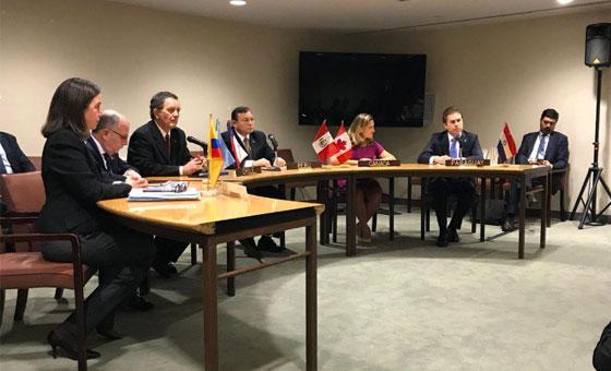 Oficializan petición para que la CPI investigue a Venezuela por crímenes de lesa humanidad