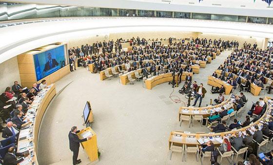 Consejo de DDHH de la ONU aprobó resolución que insta a Venezuela a recibir ayuda humanitaria