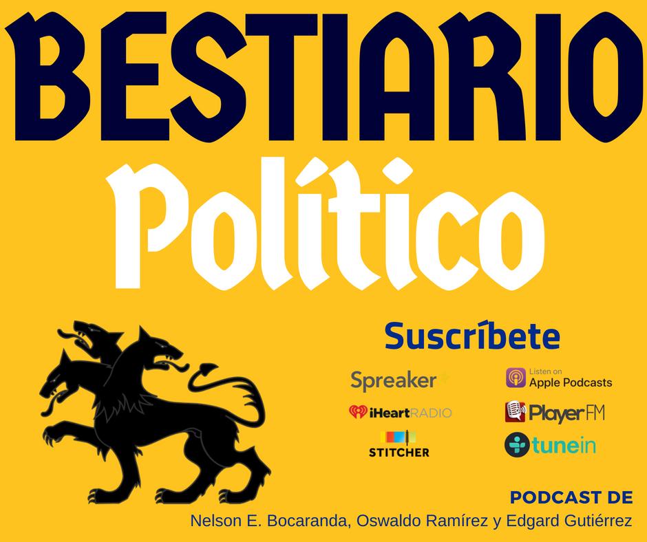 Bestiario Político #18: ¿Sube o baja la Presión Internacional sobre Venezuela?