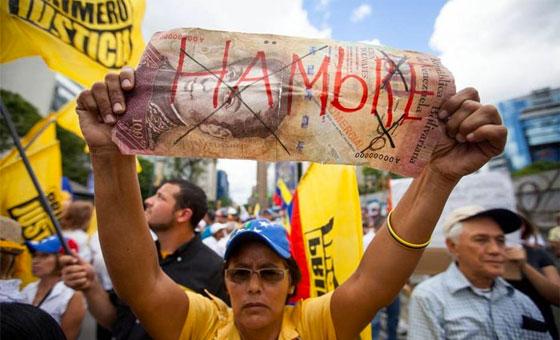 En una semana los venezolanos son más pobres, salario mínimo pasó de $5,42 a $4,39