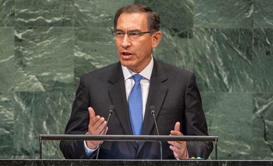 Perú reitera su condena a la