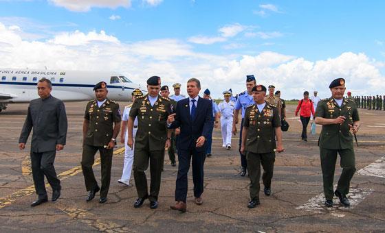Informe Otálvora: Militares de Brasil y Venezuela hablan sobre crisis migratoria