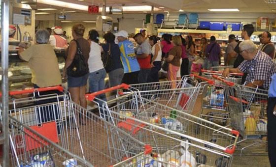 Canasta Alimentaria Familiar de mayo se ubicó en 1.218.147 bolívares