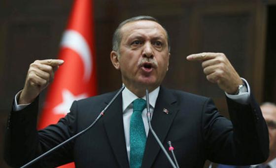 """Erdogan: """"Turquía no dejará solo a Maduro y continuará apoyando a Venezuela"""""""