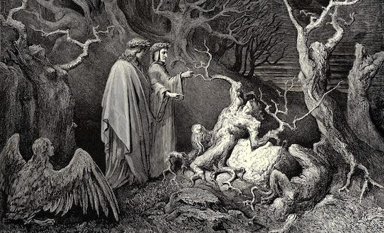 En las puertas del infierno, por Asdrúbal Aguiar