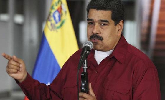 Maduro promete pago de los aguinaldos en las próximas semanas