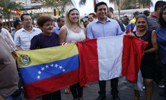 Comenzó en Perú primer registro de profesionales venezolanos