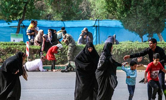 Al menos 29 personas murieron producto de un atentado en Irán