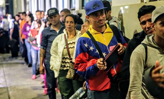 Cómo lidiar con un venezolano, por Reuben Morales