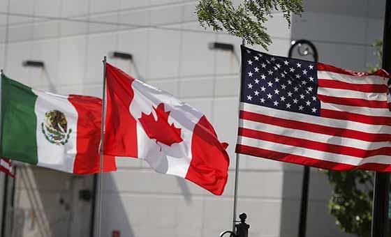 Estados Unidos, Canadá y México logran pactar nuevo Tratado de Libre Comercio